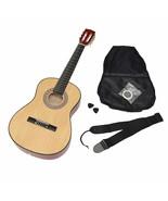 Guitarra Clasica Española Infantil tamaño 3/4 Ideal niños comienzan de 8... - $170.55