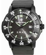 Smith & Wesson SWAT Military Watch - Black - $59.99