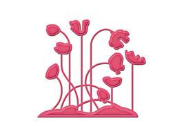 Spellbinders Shapeabilities D-Lites Poppy Patch Die #S2-004