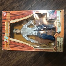 "NSYNC LANCE BASS MARIONETTE 12"" FIGURE / DOLL 2000 LIVING TOYZ NEW IN BOX - $21.77"
