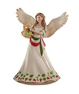 Lenox Angel Of Italy Figurine Annual Italian World Sofia Brunette Christ... - $92.00