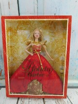 Barbie Collector 2014 Holiday Doll Blond NRFB - $28.70