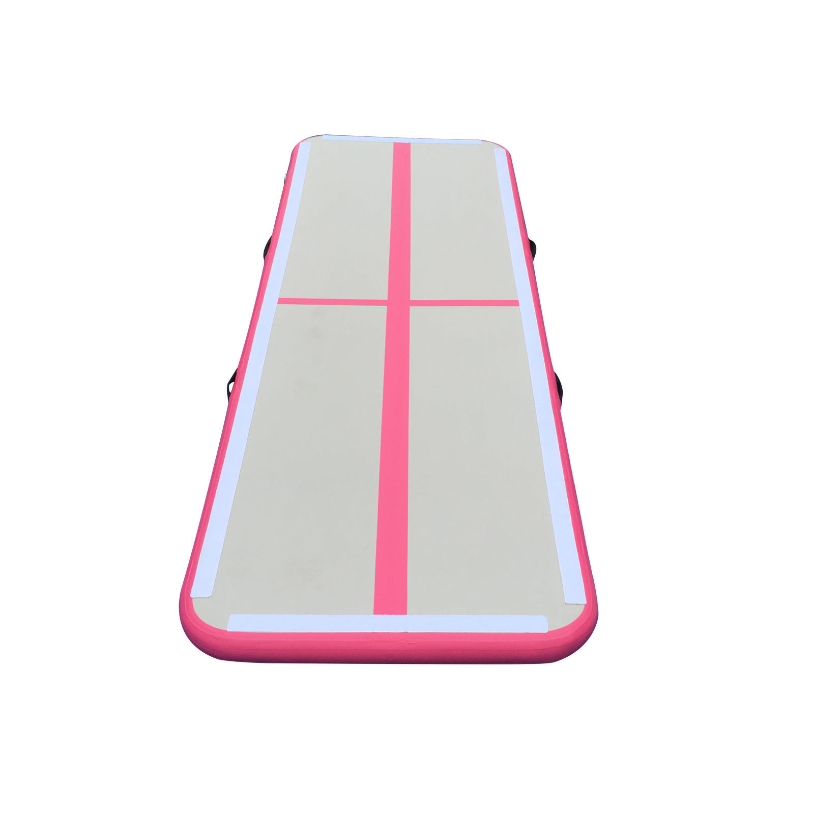 tumbling air new floor itm mat gym gymnastics for airtrack track home pump inflatable w mats