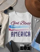 God Bless America Shirt   Patriotic Shirt   Freedom Shirt   Airforce Blue Angels image 1