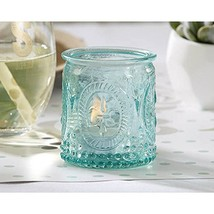 "24 ""Vintage"" Blue Glass Tealight Holders - $72.75"