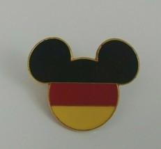 Disney Epcot World Showcase Germany Mickey Head Trading Pin - $7.69