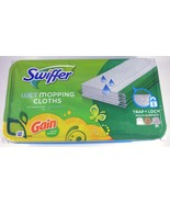 Swiffer Sweeper Wet Cloth Pad Refill, Gain Original Scent (12 Count) - $22.79