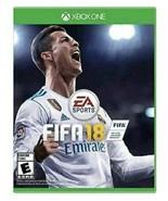 FIFA 18: Ronaldo Edition (Microsoft Xbox One, 2017) CIN Tested Working - $11.99