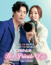 Korean Drama Series Her Private Life (1-16 End) English Subtitle Ship Fr... - $33.75