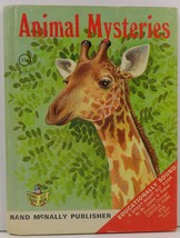 Animal Mysteries by Dr. Lester E. Fisher Start Right Elf Book - $2.99