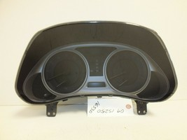 09 2009 LEXUS IS250 INSTRUMENT CLUSTER 83800-53860 #1653D - $82.99