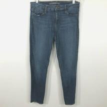 "Joes Jeans Womens Denim Size 31 Medium ""Vivienne"" Wash Skinny Cropped 30... - $18.99"