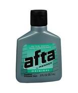 Afta After Shave Skin Conditioner Original 3 oz Pack of 3 - $9.67