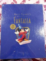Vintage Walt Disney's Masterpiece Fantasia Deluxe Collector's Edition Fi... - $19.34