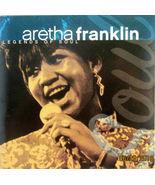 Aretha Franklin (  Legend Of Soul ) Time Life CD - $3.00