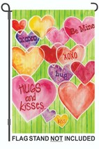 Be Mine Valentine Garden Flag - 12 x 18 inches - $8.79