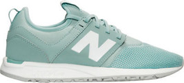 Women's New Balance 247 Casual Shoes Storm Blue/White WRL247SB 7SB - $91.24