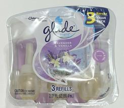 L@@K Glade PlugIns Scented Oil Refill Lavender & Vanilla Essential Oil I... - $11.88