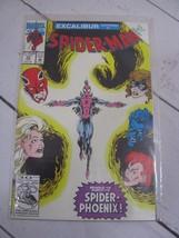 Spider-Man #25 Spider-Phoenix! Excalibur! Bagged - C603 - $2.49