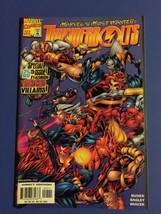 Thunderbolts (Marvel, Apr. 1999 Marvel) #25 Busiek, Bagley, Wiacek - $5.00