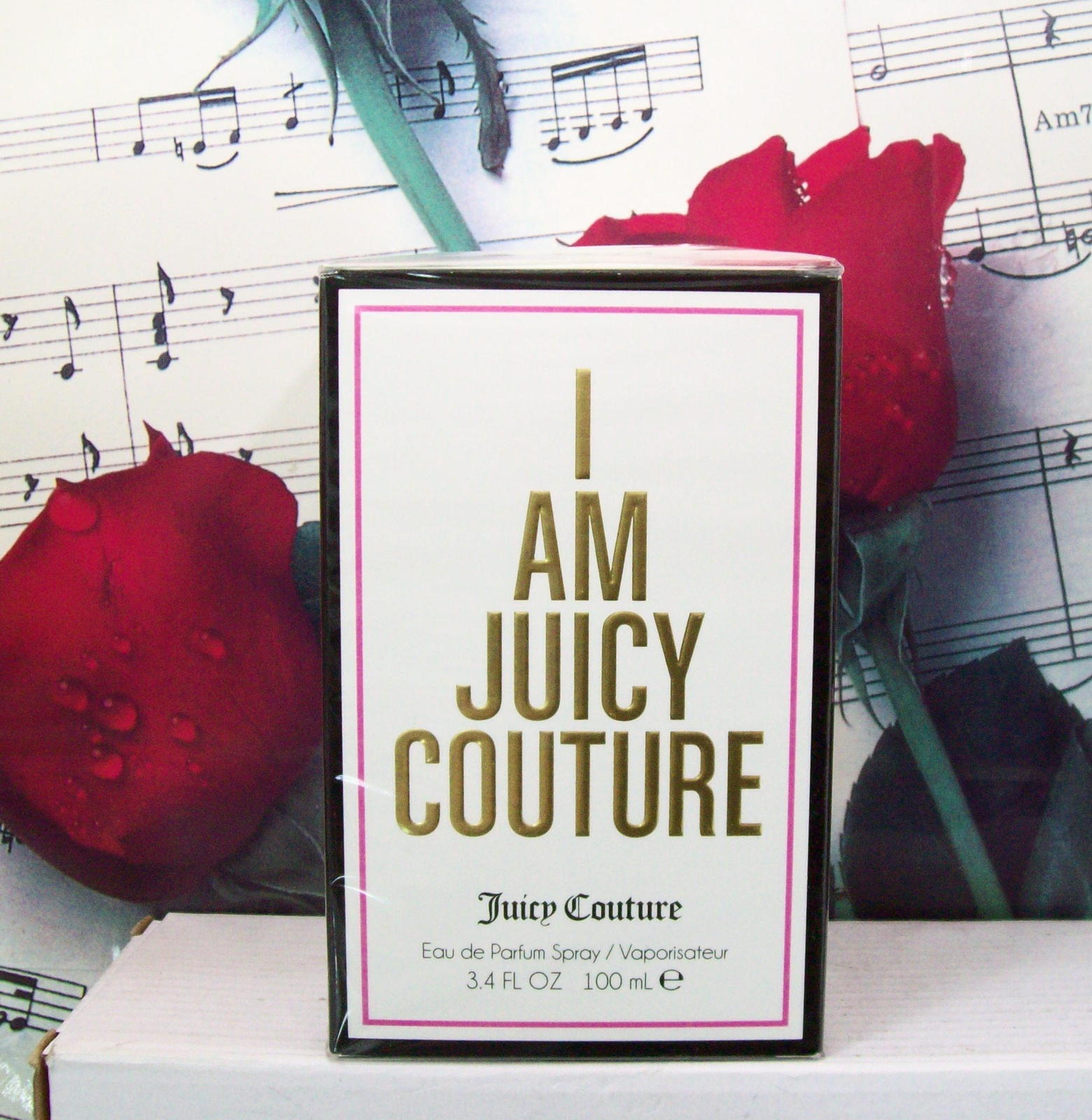 Primary image for I Am Juicy Couture EDP Spray 3.4 FL. OZ.