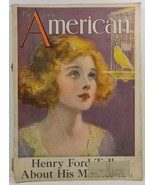 The American Magazine July 1923 Lou Mayer Cover - $6.99