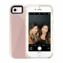 Incipio WM-IPH-1622-ROS I Phone 8/7/6S/6 Lux Brite Rose - $7.87