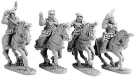 Xyston 15mm: Persian Cavalry in Linen Armour (4)