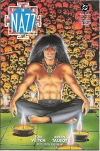 The Nazz Comic Book #1 DC Comics 1990 NEAR MINT NEW UNREAD - $4.99