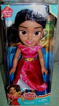 "Disney Elena of Avalor ELENA 14""H Doll New - $16.50"