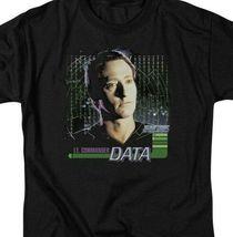 Star Trek The Next Generation Sci-Fi TV series LT. Commander Data CBS562 image 3