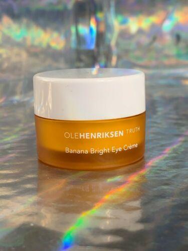 7mL Ole Henriksen Banana Bright Eye Creme (1/2 Full Size) $22UPS1DayAir/$6USPS