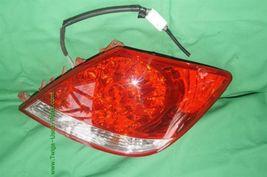 05-08 Acura RL LED Tail Light Lamp Passenger Right RH image 7