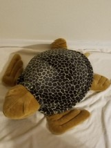 "Fiesta Sea Turtle Plush Stuffed Animal 30"" Sea Life Jumbo - $55.00"