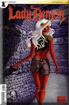 Lady Demon #1 (2014) *Modern Age / Dynamite / Chaos! / Variant Cover* - $2.50