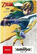 Nintendo amiibo Link - skyward sword (Series : The legend of Zelda) Japan Import - $54.44