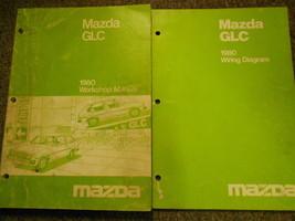 1980 Mazda Glc Service Repair Shop Manual Set Factory Oem Books Rare 80 - $11.54