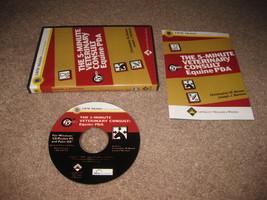 The 5-Minute Veterinary Consult Equine PDA - Brown & Bertone - LWW Mobile CD - $99.99