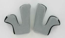 AFX Helmet Cheek Pads for FX-90 Gray 2XL 1340909 - $13.96