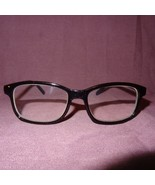 Reading Glasses Black Frame PD 62mm +1.25 Unisex - $9.99