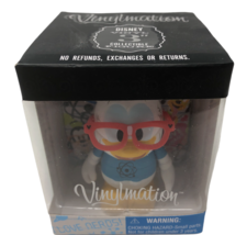 "Vinylmation Disney Parks Vinyl 3"" Collectible Figure Love Nerds Mickey Mouse - $10.50"