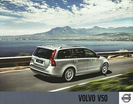 2010 Volvo V50 sales brochure catalog 10 US 2.4i T5 AWD - $8.00