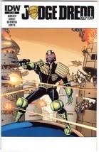 Judge Dredd Classics Issue #1 Variant Subscription Cover Brian Bolland -... - $6.99