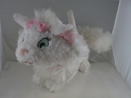 Adorable white Marie Cat Kitten  Aristicats Purse Disney CLEAN great condition - $8.31