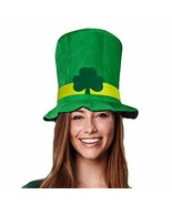 NACOCO St. Patrick's Day Hat with Shamrock Green Top Cap for Adult Man W... - $9.89