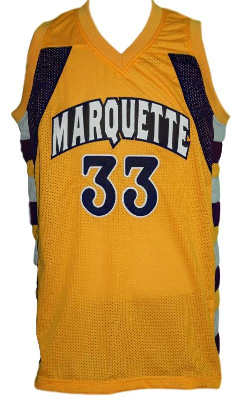 Jimmy butler  33 college basketball jersey gold  1