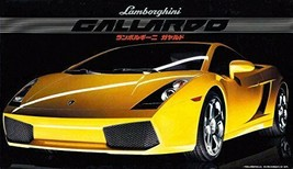 Fujimi model RS-52 Lamborghini Gallardo - $23.85