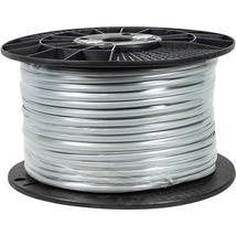 Monoprice 6 Wire, Stranded, Silver - 1000ft - $97.97