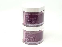 DERMALOGY by NEOGENLAB Bio-Peel Wine Gauze Peeling Pads 30 pads - 2 Pack... - $44.54