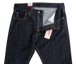NEW LEVI'S STRAUSS 505 MEN'S ORIGINAL STRAIGHT LEG FUME JEANS PANTS 505-0550 image 4